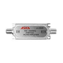 Aska® LA-9520 In-Line Amplifier ASK2013
