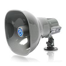 Atlas AP15T Outdoor Horn w/ Transformer ATL1001T