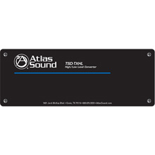 Atlas TSD-TXHL High / Low Level Converter