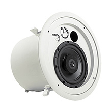 "Atlas™ 8"" Coaxial Speaker System with 70.7/100V-60W Transformer and 8Ω Bypass ATL1061"