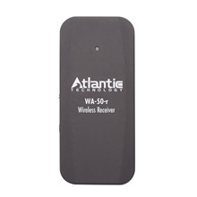 Atlantic Technology Wireless Audio Receiver System ATLC1101