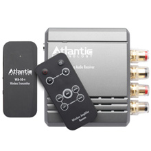 Atlantic Technology Wireless Transmitter and Amplifier/Receiver System ATLC1102