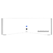 AudioControl® Rialto 400™ High Power Audiophile Amplifier/DAC (White) AUC1007