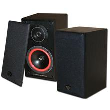 Pair of Cerwin Vega VE-5M Bookshelf Speakers 125 Watt 2 speakers