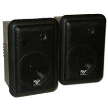 Cerwin Vega SDS-525 Pro Audio 5-1/2in Weather Resistant Speakers, pair, black CER1026