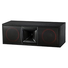 Cerwin-Vega XLS-6C 6.5in 2 way Center Channel Speaker, Includes 50ft of Speaker Wire Free! CER1092