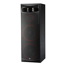 Cerwin-Vega XLS-28 Floor speaker dual 8in, 3 way, Includes 50ft of Speaker Wire Free! CER1093