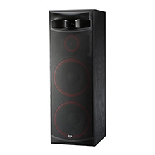 Cerwin-Vega XLS-215 Dual 15in Floor Speaker, 3-way, Includes 50ft of Speaker Wire Free! CER1096