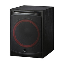 Cerwin-Vega XLS-15S Powered subwoofer 15in front firing