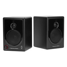 Cerwin Vega XD-3 2 Way Powered Desktop Speakers CER1210