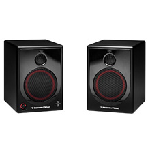 Cerwin Vega XD-5 2 Way Powered Desktop Speakers CER1212