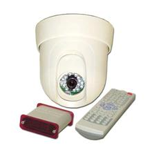 Choice Select Pan Tilt Dome Security Camera with Remote 2400BPS CHO3006
