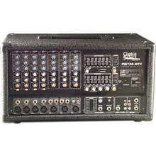 Choice Select Ultra PM-740 Powered 8 Channel Stereo Mixer 200W RMS Per Ch.