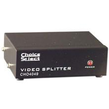 Choice Select 2 Port VGA Splitter 350mhz w/ power supply CHO4049