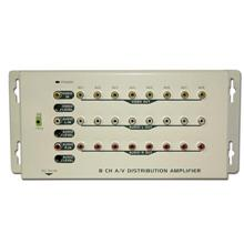 Choice Select High-Performance A/V Amp. 1 in 8 output