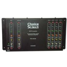 Choice Select 5-Port Component Video / Audio Distribution Amplifier with Digital Audio and Composite Video