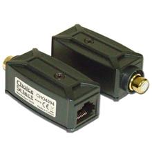 Choice Select Audio Cat 5e Extender with RJ45 Termination CHO4094