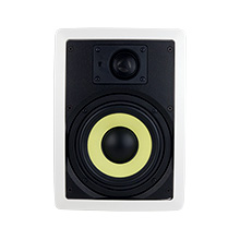 Choice Select Gold Series 6.5in In-Wall Speakers, pair CHO5065