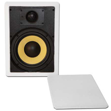 Choice Select Gold Series 8in In-Wall Speakers, pair CHO5085