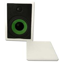 Choice Select Platinum Series 8in In-Wall Speakers, pair