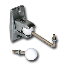 Choice Select Swivel Speaker Bracket, Silver, qty1 CHO5297S