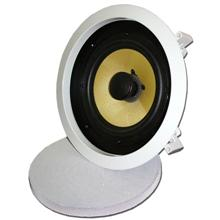 Choice Select 6.5in 100 Watt Ceiling Speaker, single speaker CHO6001SINGLE