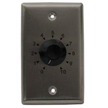 Choice Select 35-watt 70 Volt Volume Control with Metal Plate CHO6041