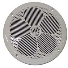 Choice Select 6.5in 2-way Marine Speakers, White, pair CHO6503