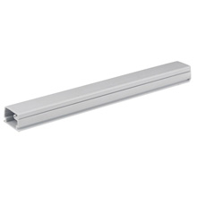 Construct Pro™ 5 pack of Raceway 4ft Section x .87in (White) CON100RW4