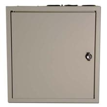 Construct Pro™ 15in Wire Can with Removable Door (Neutral) CON1015IN