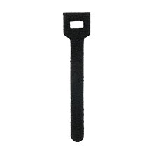 "Construct Pro™ Velcro Cable Ties, 4"" (Black)"