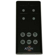 Aton 4 Room RF Remote Receiver Kit ATN1004