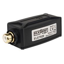 Element-Hz™ Audio over Cat5e/6 Extender ELE7020