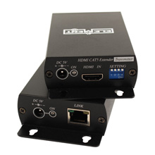 Element-Hz™ HDMI Extender over Single Cat5e/6 w/ Auto EDID Learning ELE7081