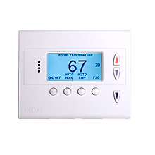 T-100R Residential Thermostat EVO302W