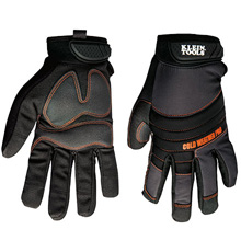 Klein Tools® 40211 Journeyman Cold Weather Pro Gloves (Medium) KLN1006