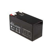 Linear Security 12VGB Battery backup, 1.2 amp-hour, 12 VDC