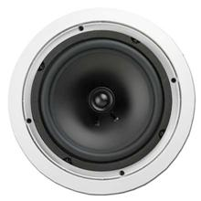 MTX Model CD820C 8in 2-Way Round Ceiling Speakers, pair MTX2001