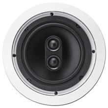 MTX Model CD622C 6.5in Stereo 2-Way Stereo Ceiling Speaker, each MTX2004