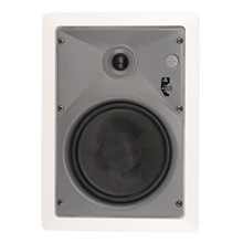 "MTX Audio® CT620W 6-1/2"" 2-Way Rectangular In-Wall Speaker (Pair)"