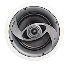 "MTX Audio® CT825C 8"" 2-Way Round In-Ceiling Speaker (Pair) MTX2105"