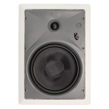 "MTX Audio CT825W 8"" 2-Way Rectangular In-Wall Speaker (Pair) MTX2107"