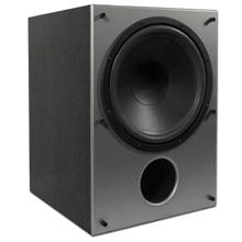 MTX Model CT12SW 12in 100W Powered Subwoofer, Wireless ready, each