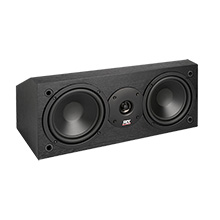 MTX Model MONITOR6C Dual 6.5in Center Channel Speaker, each