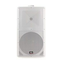 MTX Model AW82-W All weather, 2-way Speaker, w/8in woofer, white, each