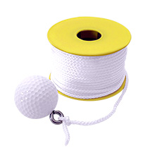 NstallMates Golf Ball String 100ft Nylon Sting NSM1008