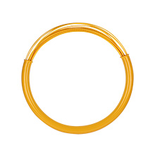 InstallMates™ FirmFLEX Wire Guider w/ Threaded Tips (30 Meters | Yellow) NSM4000WG