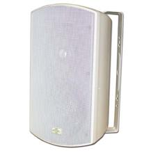 Aton Model O62STW 6.5in Outdoor Speaker with Woven Fiberglass Woofer and 1in DVC Aluminum Tweeter, each O62STW