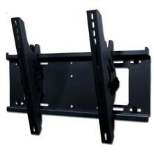 "Peerless Model ST640 Universal LCD/Plasma TV Mount Single Stud for 22"" to 49"" Screens up to 150 lbs, Black, Includes 6ft HDMI Cable Free!"