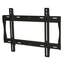 Peerless Model SF640 Universal Flat Panel TV Mount for 23 to 46in Screens, black PEE6451B